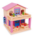 Domeček pro panenky Klára