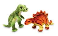 Plyšoví dinosauři