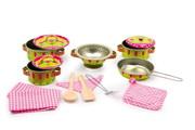 Dětské kuchyňské nádobí Elen