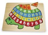 Puzzle ABC želva